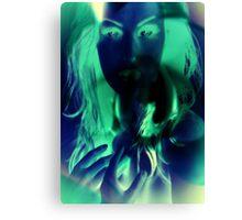 6532i Orchid Goddess Canvas Print