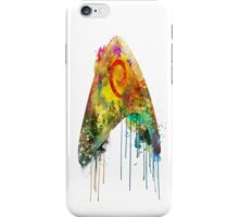 Star Trek Engineer Ensignia iPhone Case/Skin