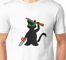 Kitty of Darkness Unisex T-Shirt