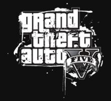 GTA V T-Shirt by AliveWear