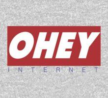 OHEY Internet by ellieellieo