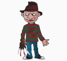 Freddy from your nightmares Kids Tee