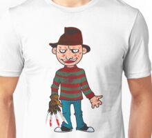 Freddy from your nightmares Unisex T-Shirt