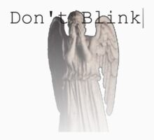 Don't blink by MadGirlWithABox
