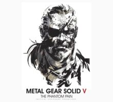Metal gear Solid V Baby Tee