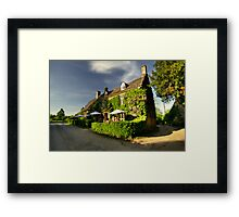 The Falkland Arms  Framed Print