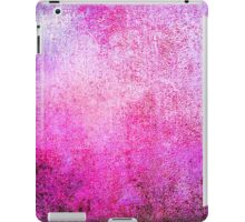 Abstract Magenta Lovely iPad Case Retro Cool New Grunge Texture Vintage  iPad Case/Skin