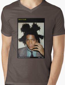 BASQUIAT-THE 27 CLUB Mens V-Neck T-Shirt