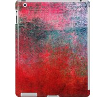 Abstract Colorful iPad Case Cool New Grunge Texture iPad Case/Skin