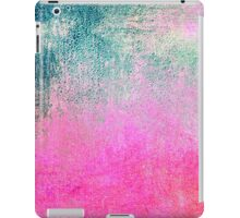 Abstract Colorful Lovely iPad Case Retro Cool New Grunge Texture Vintage iPad Case/Skin