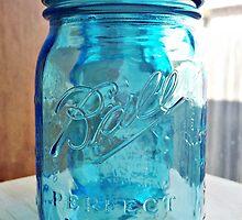 Blue Mason by Sue Ellen Thompson