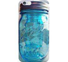 Blue Mason iPhone Case/Skin