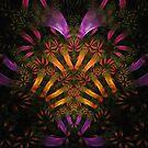 """""""Heart of the Jungle"""" (square) by Zero Dean"""