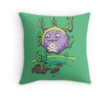 Carbon Koffsetting Throw Pillow