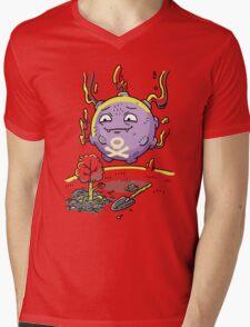 Carbon Koffsetting Mens V-Neck T-Shirt