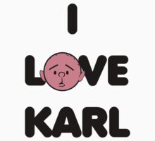 I love Karl Pilkington by iibbo1