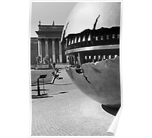 The Vatican Sphere Poster