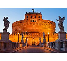 Castel Sant Angelo Photographic Print