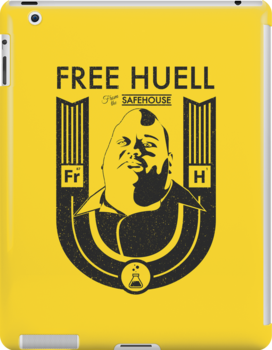 Free Huell by Corey Perkins