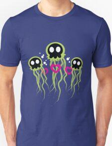 Evil Jellyfish Just Want Love T-Shirt