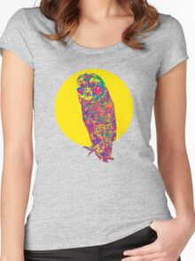 Owlie Women's Fitted Scoop T-Shirt