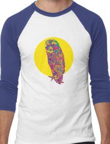 Owlie Men's Baseball ¾ T-Shirt