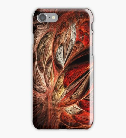 Traces of Flame iPhone Case/Skin