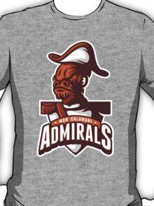 Mon Calimari Admirals T-Shirt
