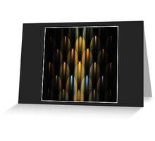 """""""Quiver of the Gods"""" (6x4 card version) Greeting Card"""