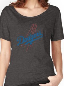 los angels dodgers Women's Relaxed Fit T-Shirt