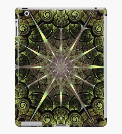 Turtle Gates iPad Case/Skin