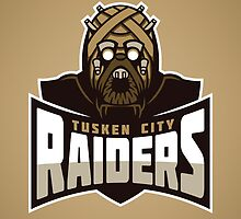 Tusken City Raiders by WanderingBert