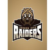 Tusken City Raiders Photographic Print