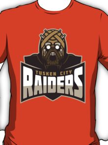 Tusken City Raiders T-Shirt