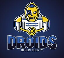 Desert County Droids by WanderingBert