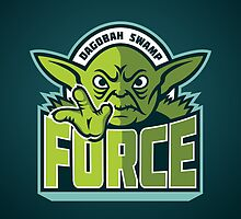 Dagobah Swamp Force by WanderingBert