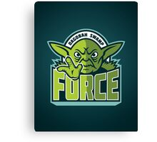 Dagobah Swamp Force Canvas Print