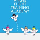 Angel Flight Training by samedog