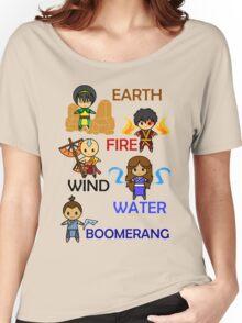 Captain Element Women's Relaxed Fit T-Shirt