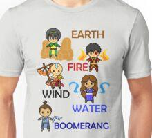 Captain Element Unisex T-Shirt