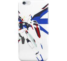 Gundam Freedom Minimalist iPhone Case/Skin