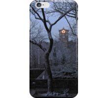 Snowy Fort Washington iPhone Case/Skin