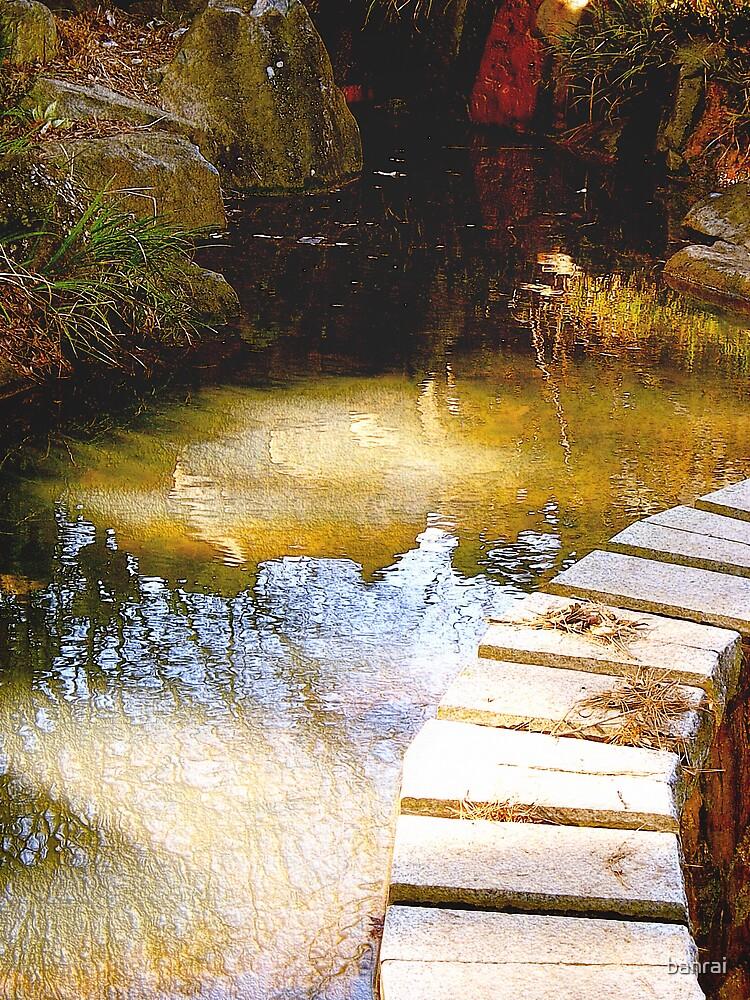 golden... sacred pond by banrai