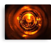 From the Bottom of the Bottle - Copper II Canvas Print