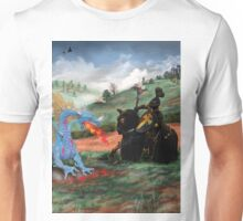 Slaying The Dragon Unisex T-Shirt
