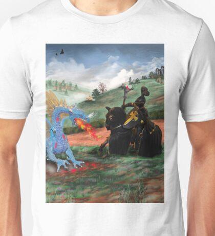 Slaying The Dragon Unisex T-Shirt