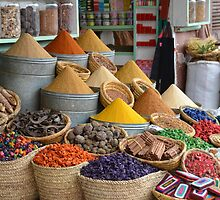 Marrakech The Colour of Spice by TwoJays