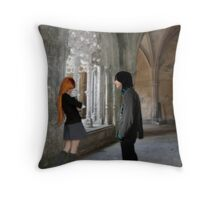 ~Severus and Lily~ Throw Pillow