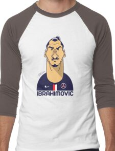 Zlatan Men's Baseball ¾ T-Shirt