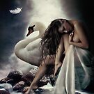 Leda and the Swan by Shanina Conway